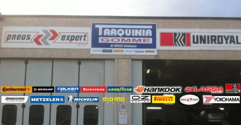 vendita, pneumatici, Tarquinia