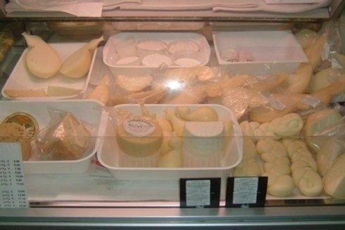 produzione propria formaggi