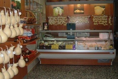 vendita formaggio