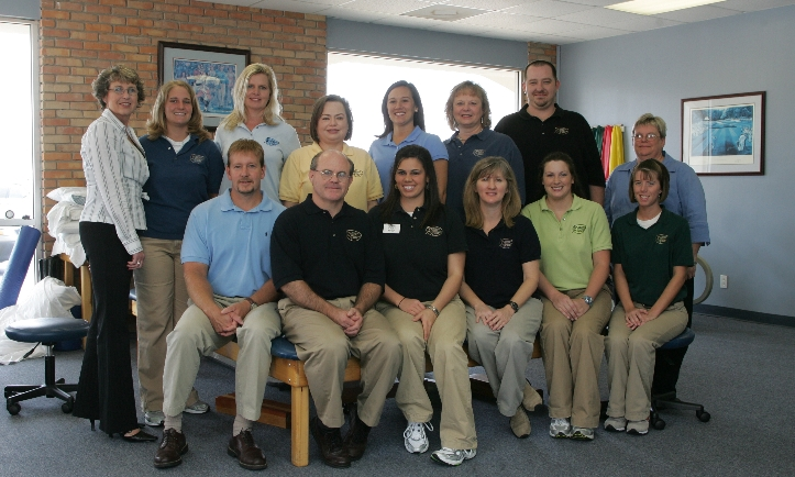 Team of physical therapists in Dothan