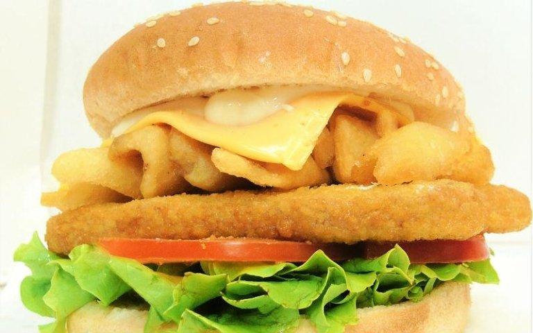 Panino Pata Ciken Burger