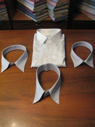 colletti camicia uomo, bottoni per camicia