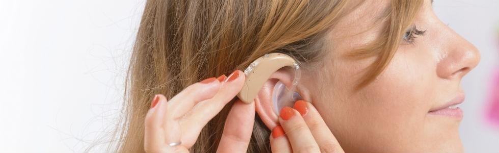 prova apparecchio acustico