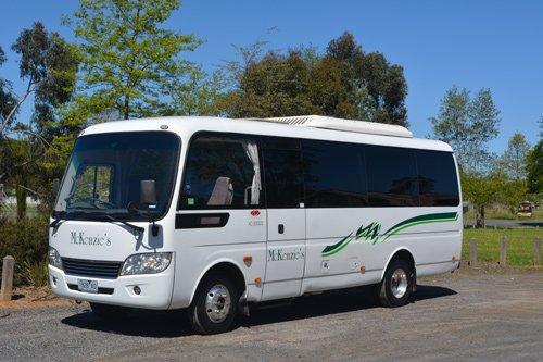 mckenzie bus