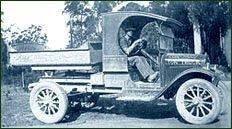 old passenger utility vehicle