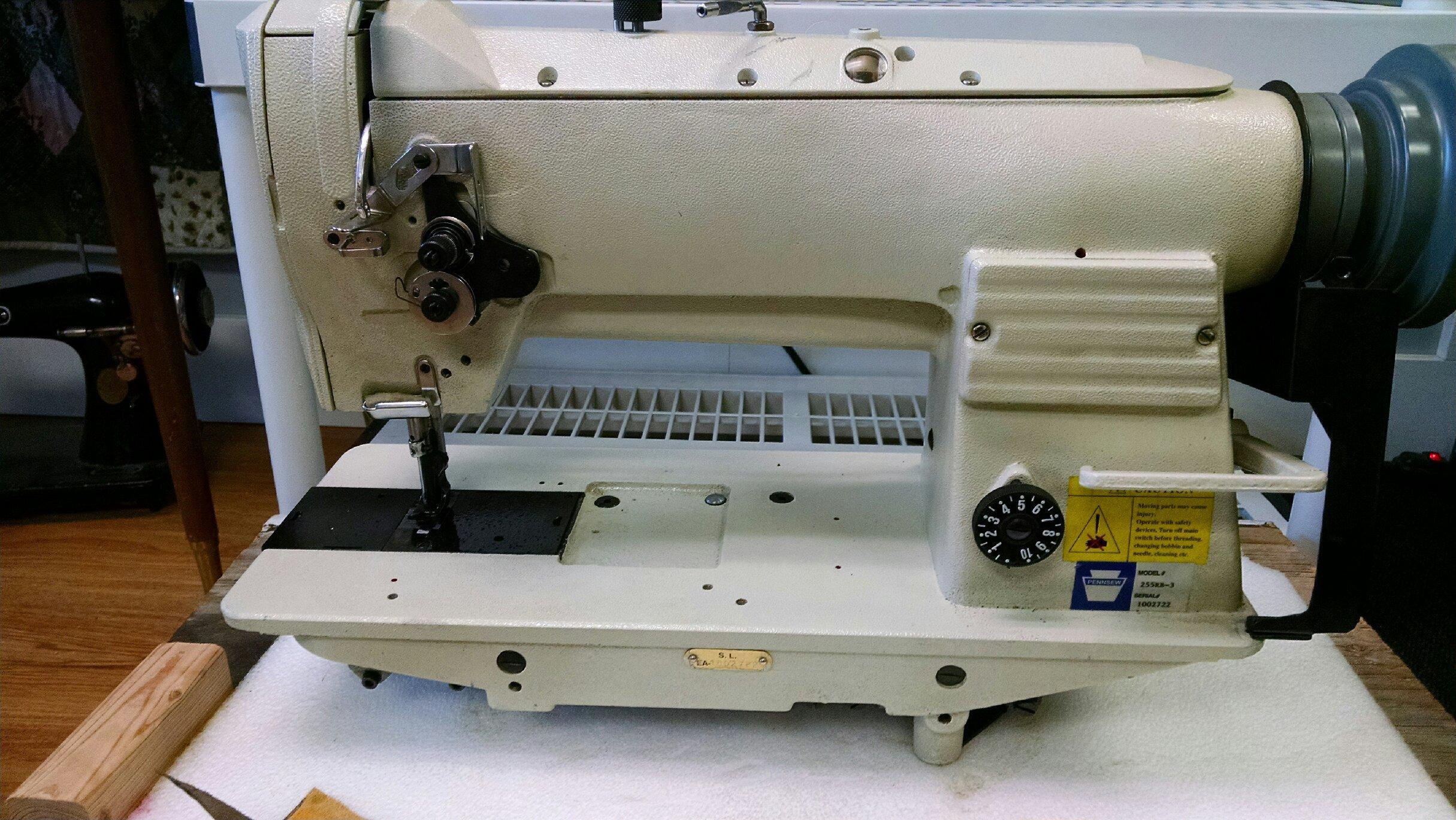 Sewing machine after quality repair in Wasilla, AK