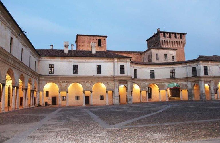 Piazza Castello Mantova