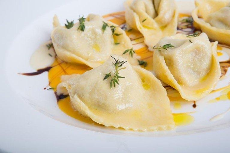 Gastronomia Mantovana, tortelli di zucca