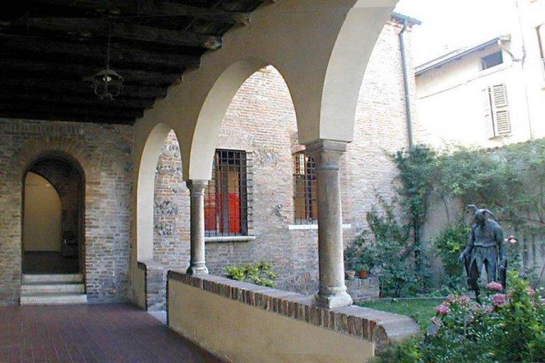 casa del Rigoletto Mantova