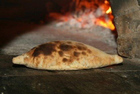 calzone al forno