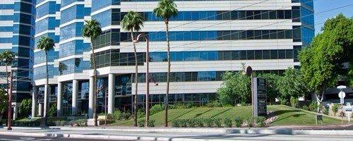 Kotzin Valuation Partners' Phoenix office near Central Avenue and Thomas Road