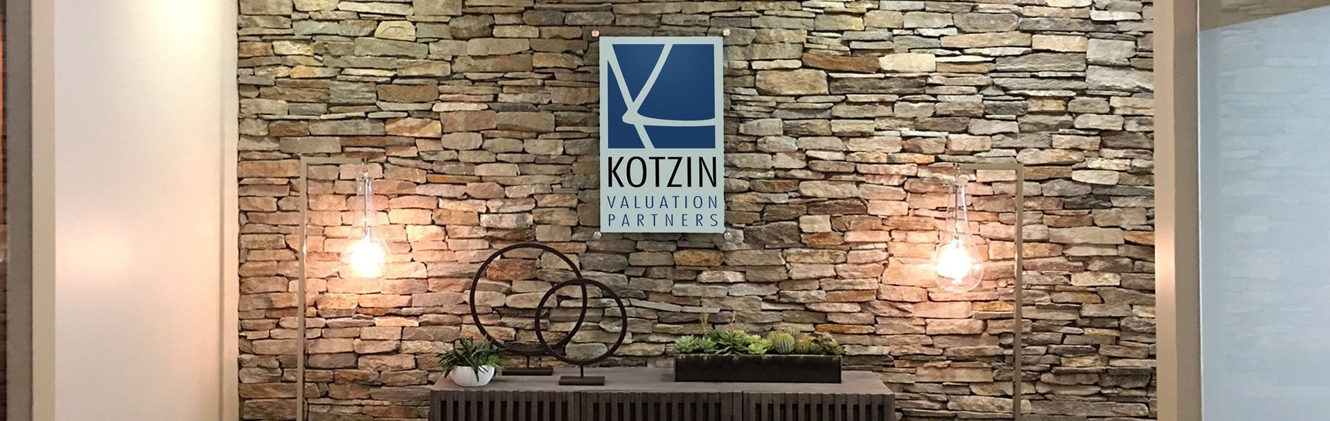 Kotzin Valuation Partners lobby