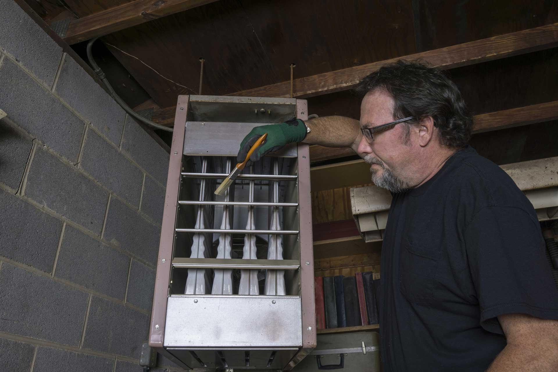Heat Repair Fayetteville, NC