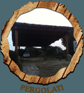 Realizzazione Pergolati in legno