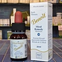 una confezione di Benoil mind remedy