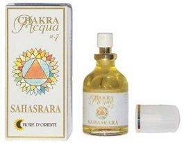 una confezione di un profumo Chakra Acqua n.7
