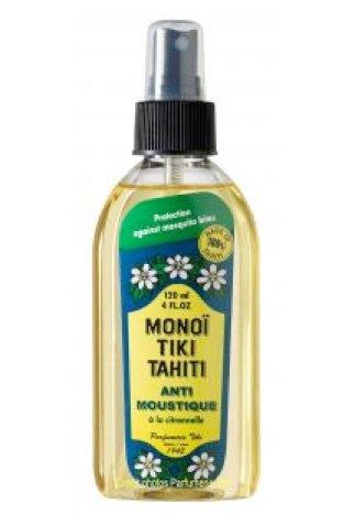 Dei prodotti della marca Monoi
