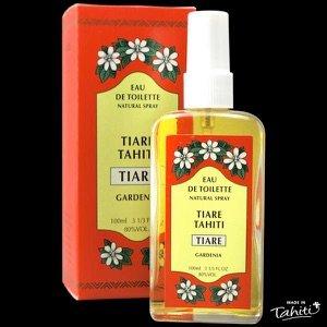 uno spray contro le zanzare della marca Monoi Tiki Tahiti