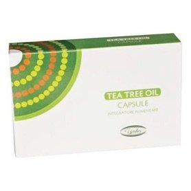 una confezione di Tea Tree Oil Capsule
