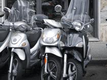 vendita scooter usati