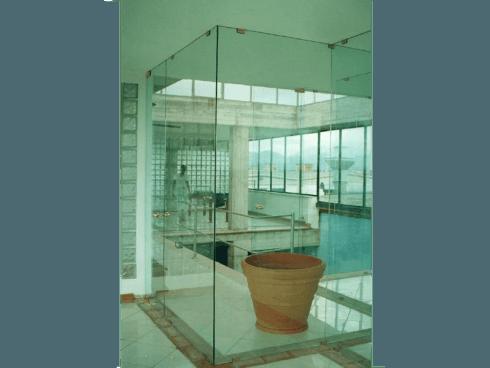 Porta e vetrata