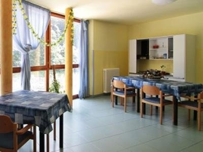 cucina e lavanderia