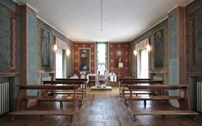 cappella interna ricovero anziani