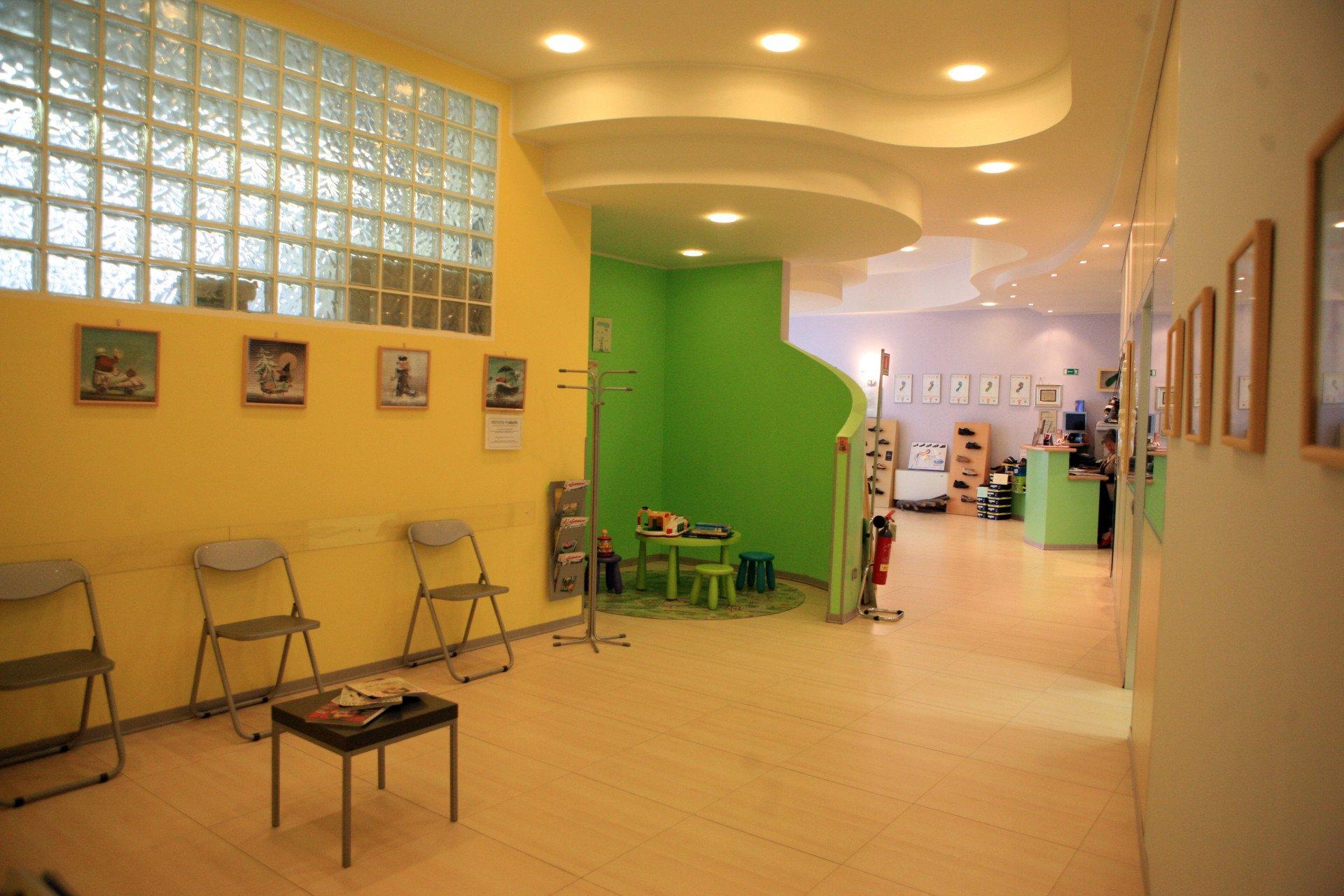 centro terapia piede