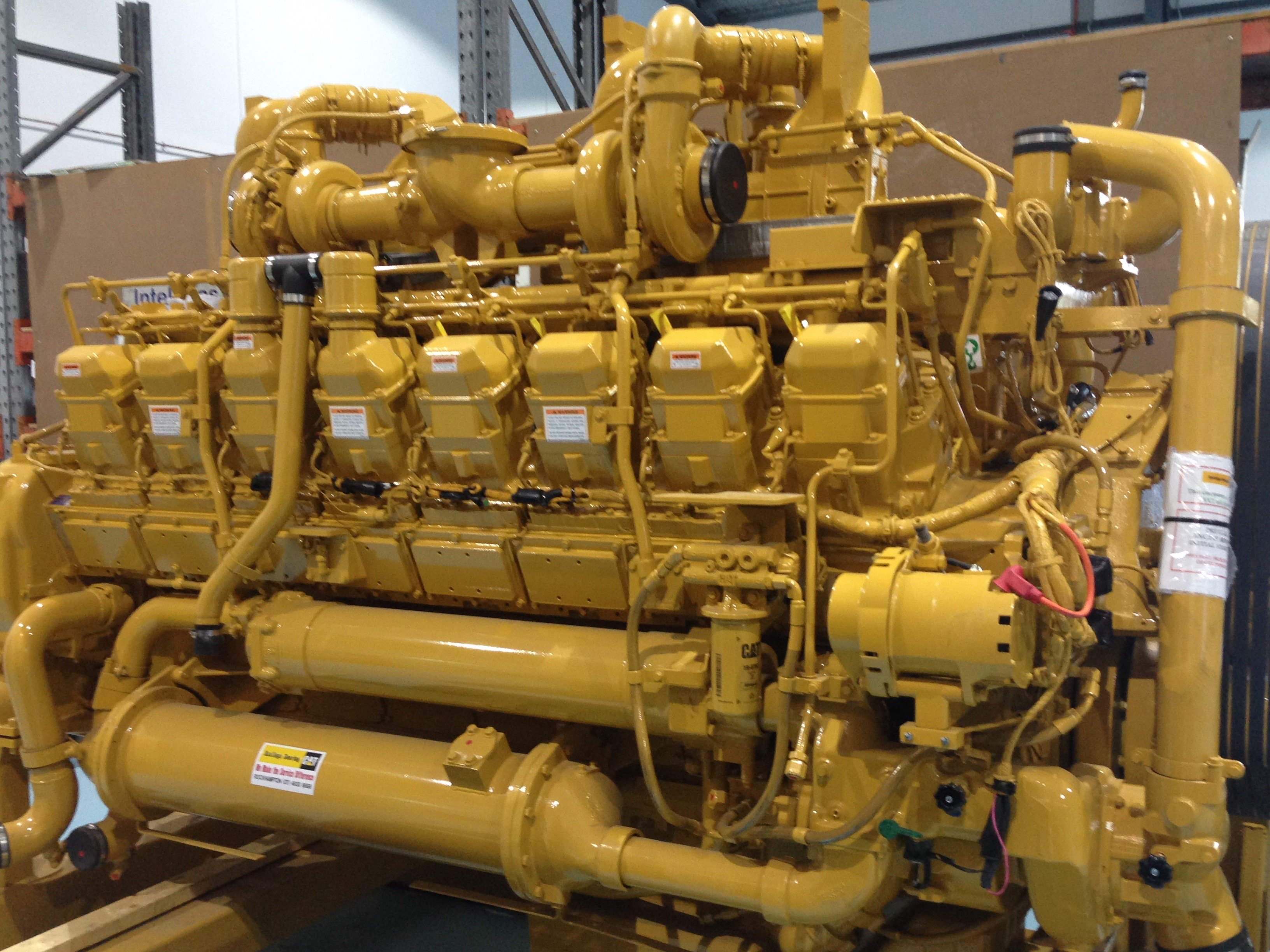 New CAT engine