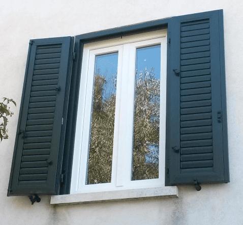 persiana orientabile, finestra pvc terni, viterbo,orvieto
