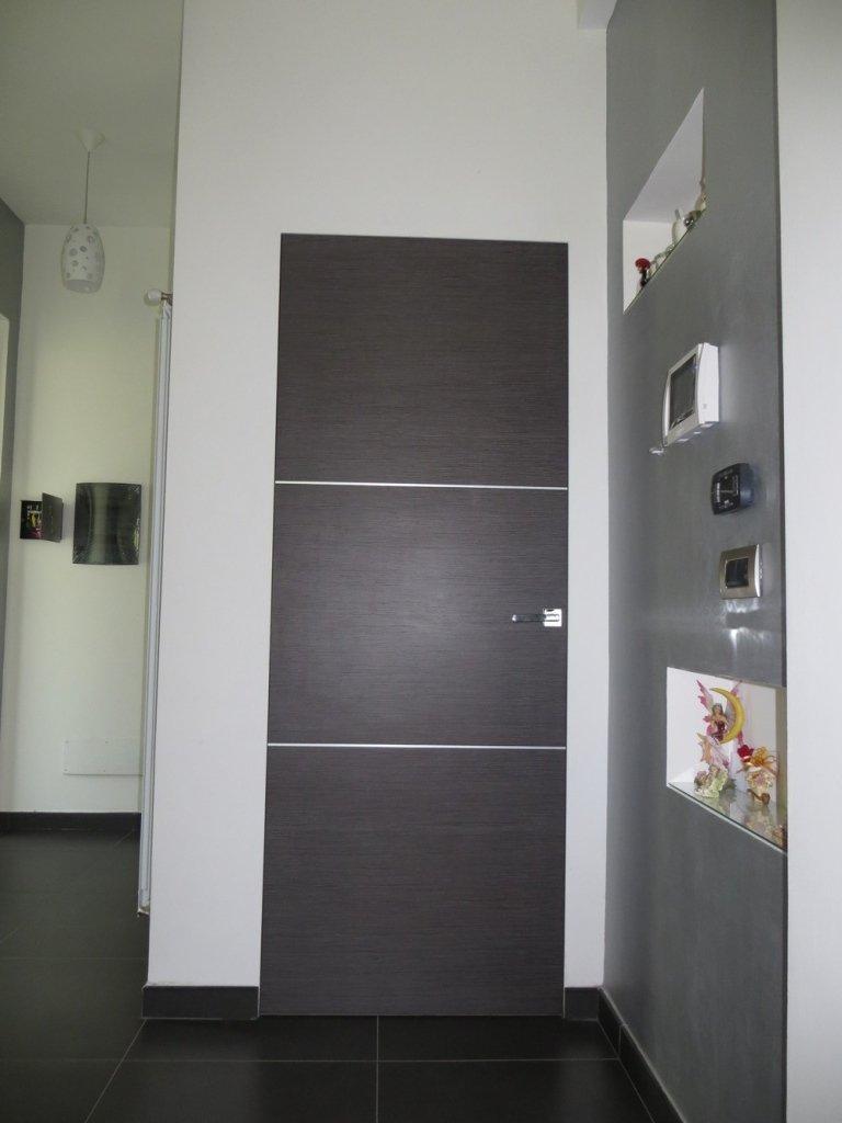 porta interna rovere massello