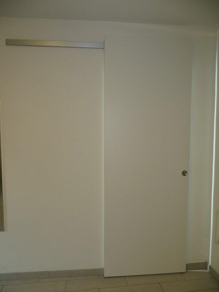 Porte interne zanzariere e porte sezionali terni viterbo for Porta scorrevole economica