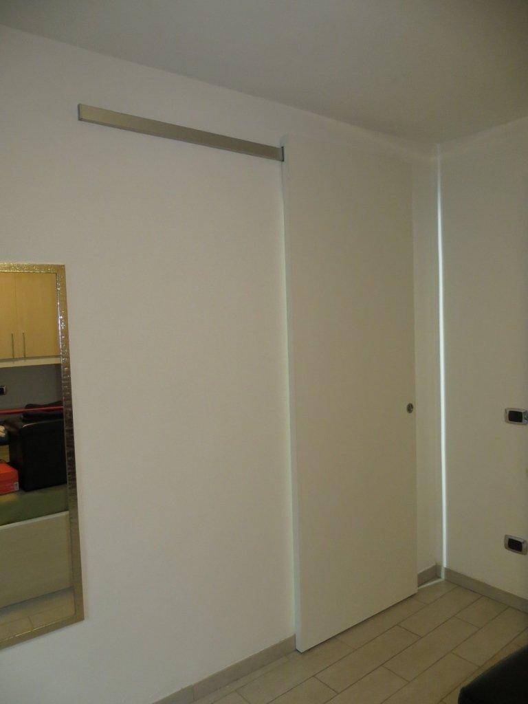 Porte interne zanzariere e porte sezionali terni viterbo orvieto amelia c i - Porta scorrevole interna ...