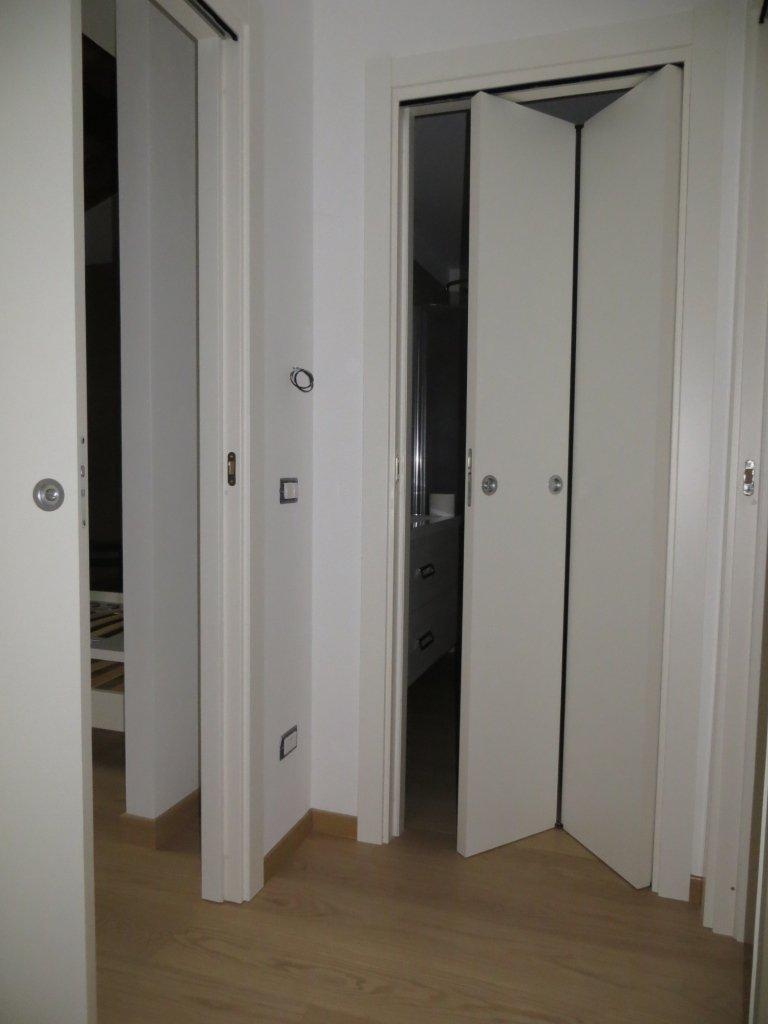 porte interne  accessori acciaio moderna