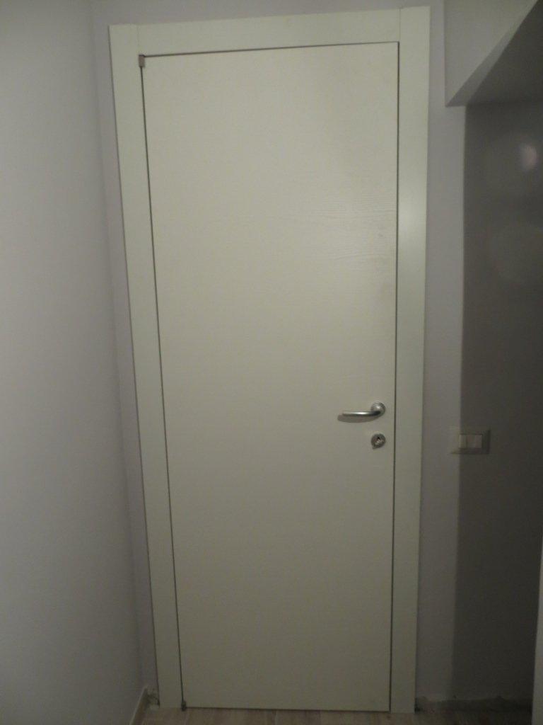 porta interna moderna venata legno