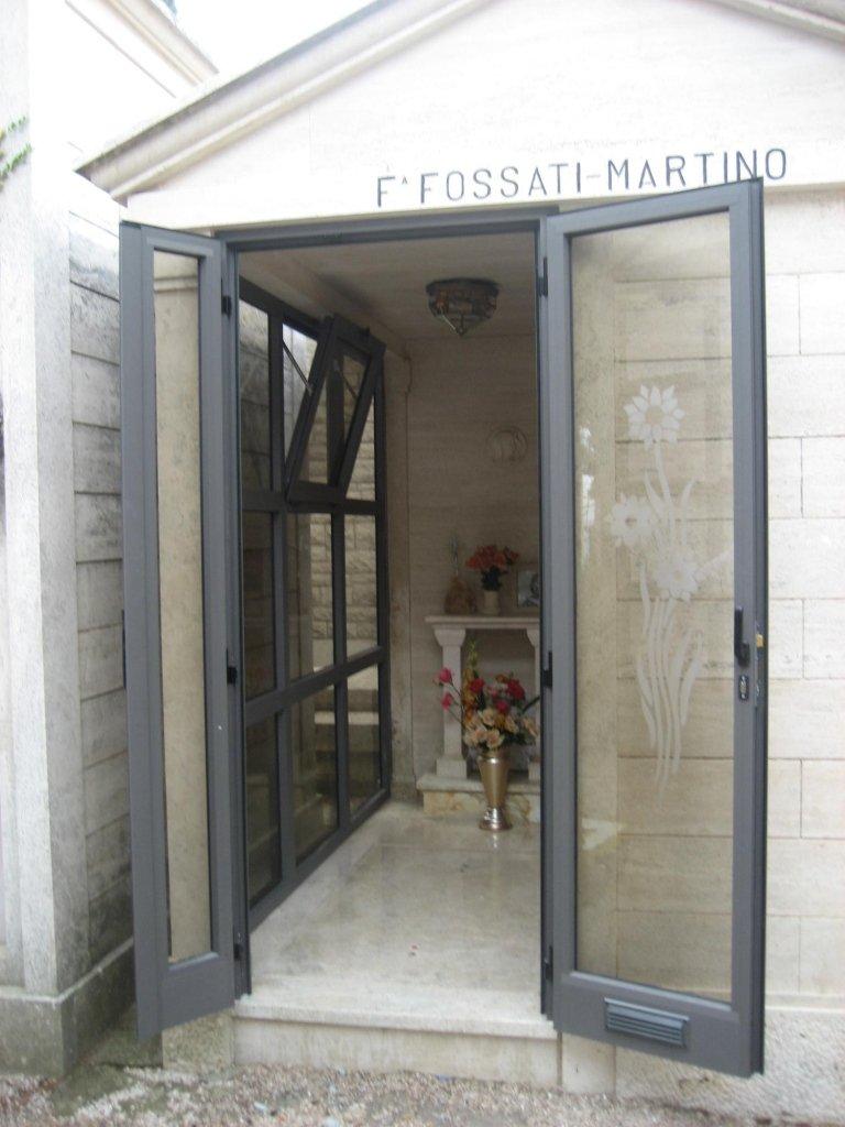 porta cimitero