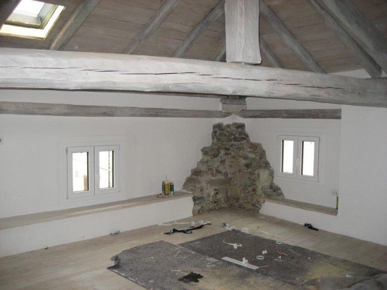 Arredamento finestre alluminio legno cimet