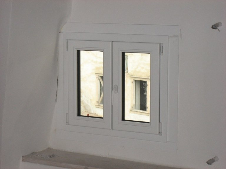 finestra mansarda alluminio legno