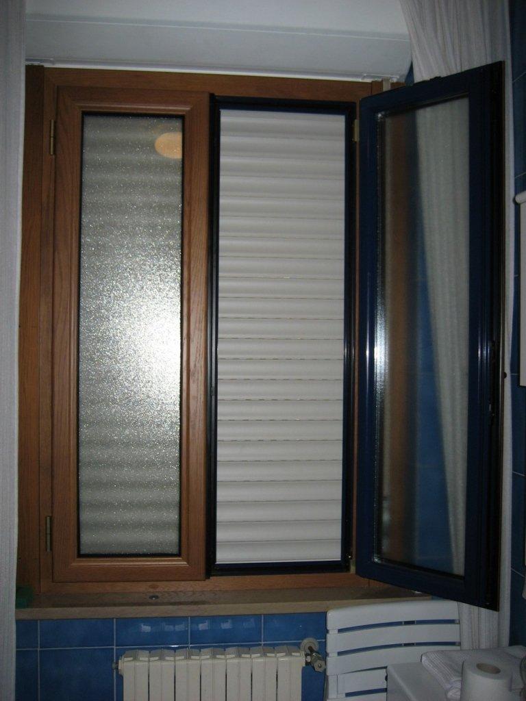 finestra isolante alluminio lengo ponzio