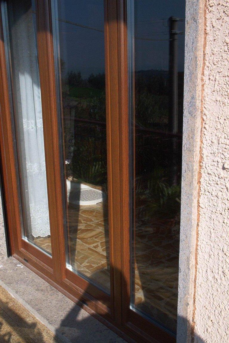 finestra alluminio lengo