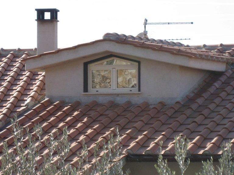 finestra alluminio mansarda fuori standard