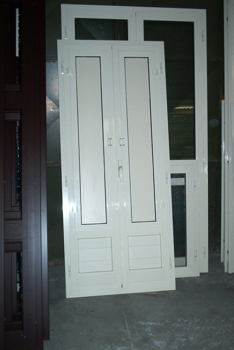 finestra alluminio classica