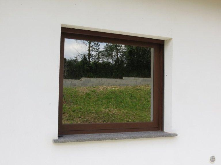 Finestre in alluminio isolanti terni viterbo c i met - Pellicola riflettente per finestre ...