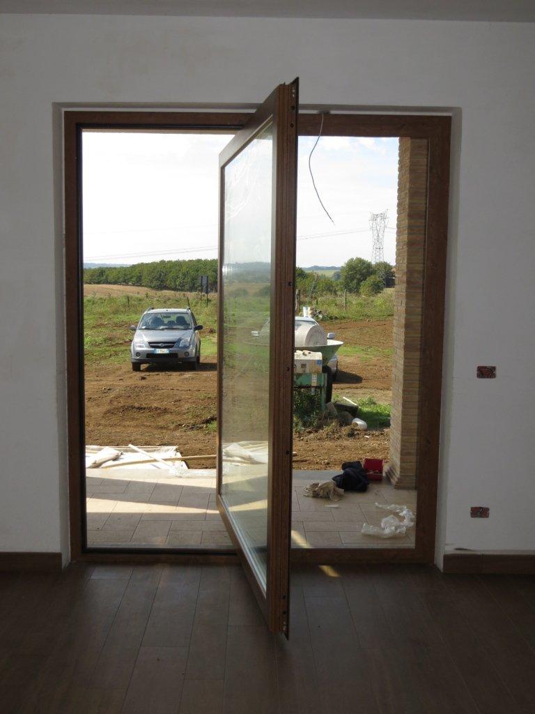 finestre in alluminio isolanti terni viterbo c i met