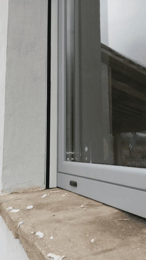 finestra alluminio ad alto isolamento termico Terni Viterbo Orvieto Amelia