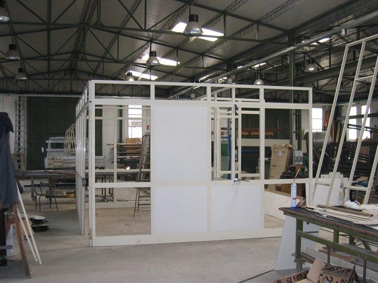 fabbrica produzione verande