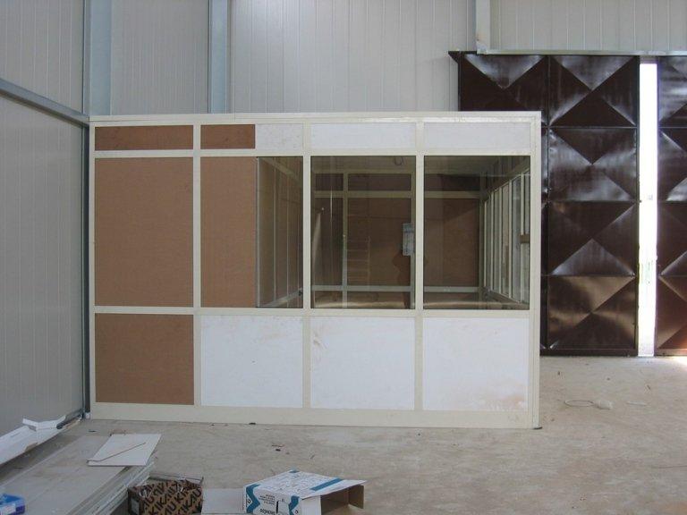 montaggio veranda alluminio