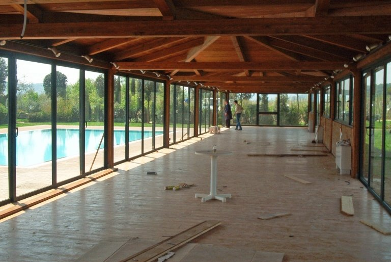 costruzione verande alluminio e gazebi terni