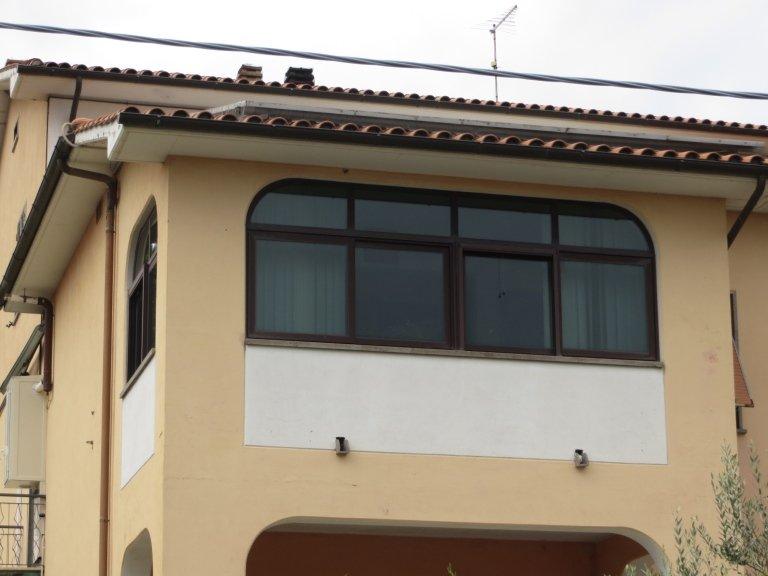 Dehor in alluminio e verande - Terni - C.I.MET.