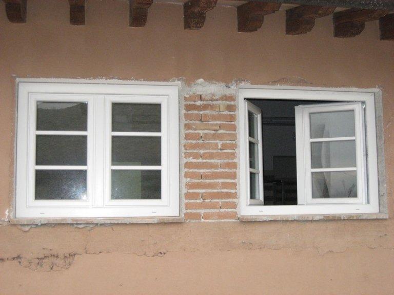 finestre casa in pvc